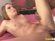 Rewarding Haley Sweet with a bit of pounding