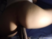 The Best 60 Minutes Of Her Life #SnowBunny Getting Her Pussy Split Open