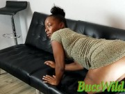 Ghetto Girl back for more ANAL Action