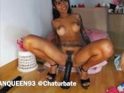 My GirlFriend AsianQueen93 @Chaturbate