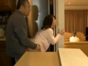 KNCS-052 Doing Next To Her Husband So As Not Sorry Barre Part 3