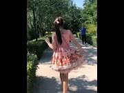B站萝莉宅舞视频