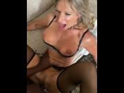 Marina Beaulieu anal sex with BBC